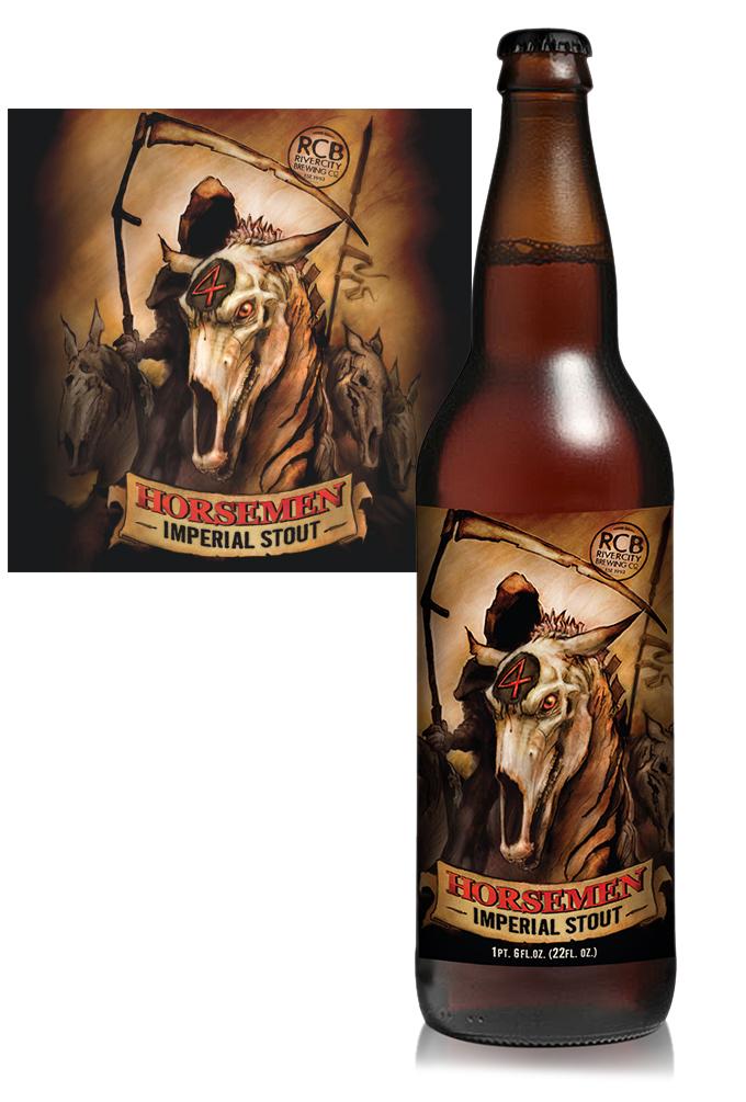 4 Horse Beer