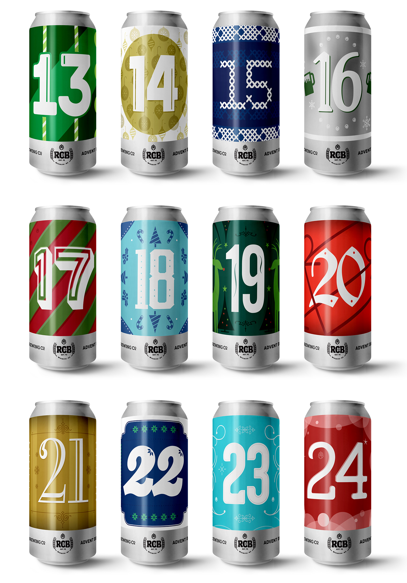 RCB Advent Beers