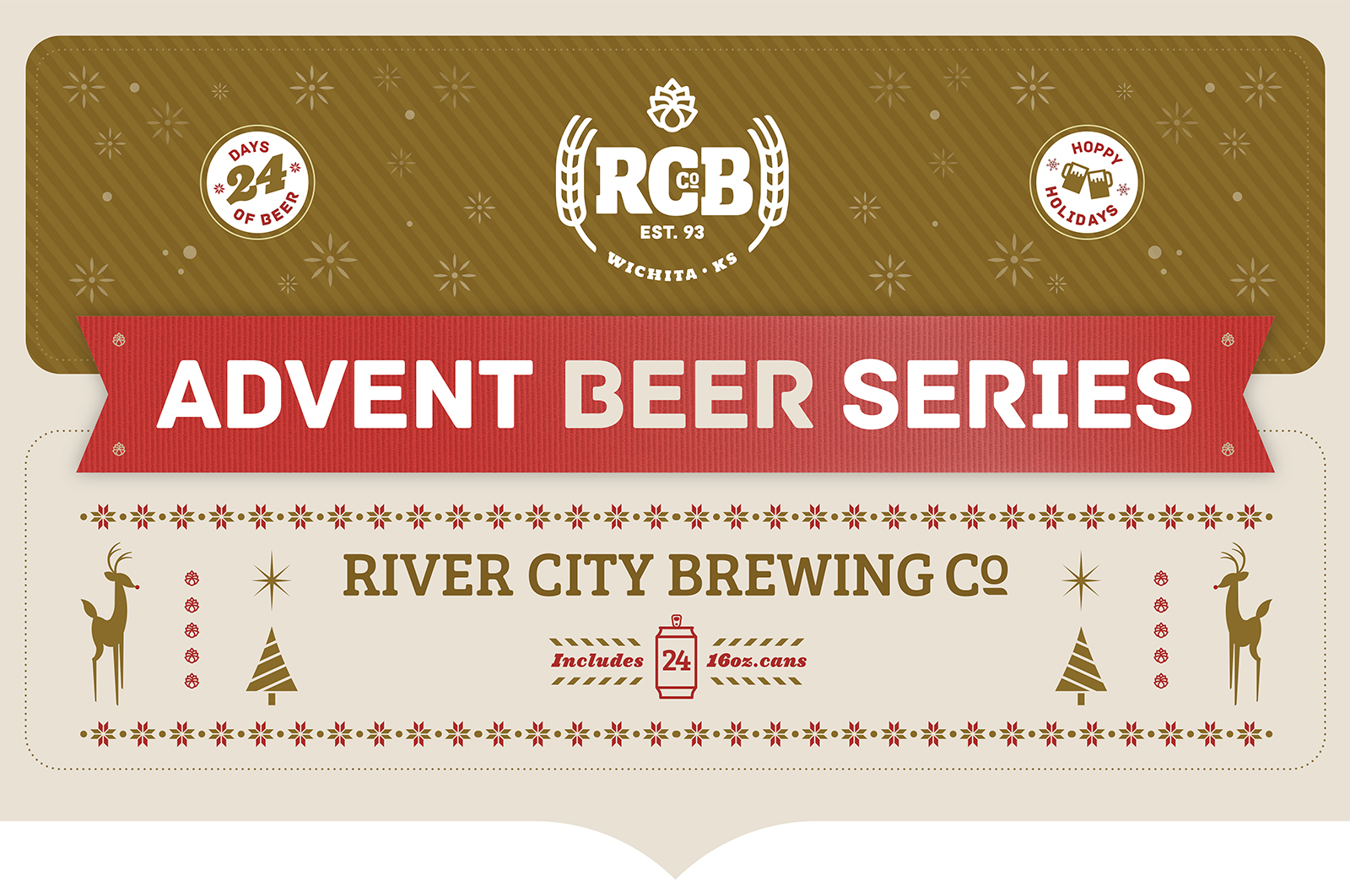 River City Advent Beer Series
