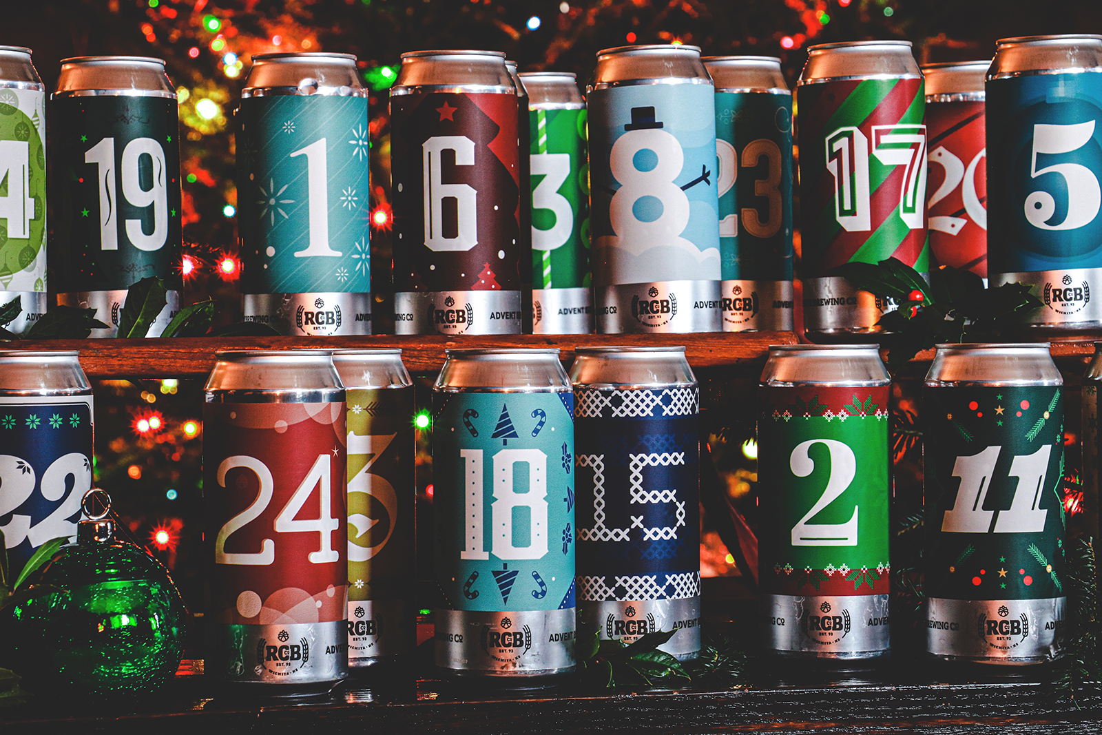 RCB Advent Cans