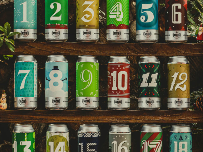River City Brewing Co. Advent Beer Series